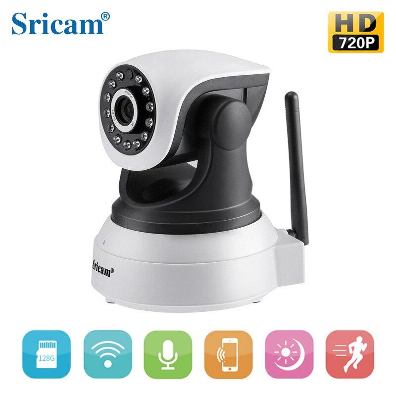720P Motion Detection IP Camera Wireless Intercom PTZ Camera