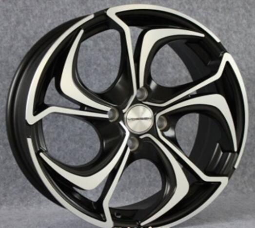 600x6060 60x60 60x60 60x1060 Car Aluminum Alloy Wheel Rimsin Wheels New 5x105 Bolt Pattern
