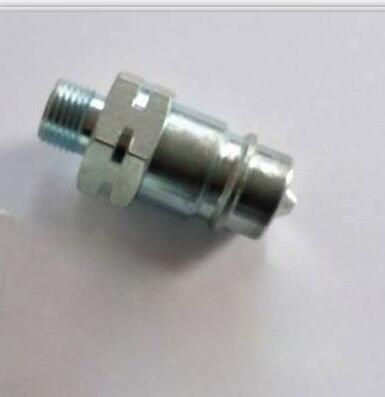M14x1.5 thread male steel Push and pull type Hydraulic Quick Coupling hydraulic quick coupler m18x1 5 thread male steel push and pull type hydraulic quick coupling hydraulic quick coupler