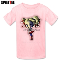 Suicide Squad T Shirt Kid Cotton Toddler Round Neck Baby Tshirt Children S Infant Tops 2018