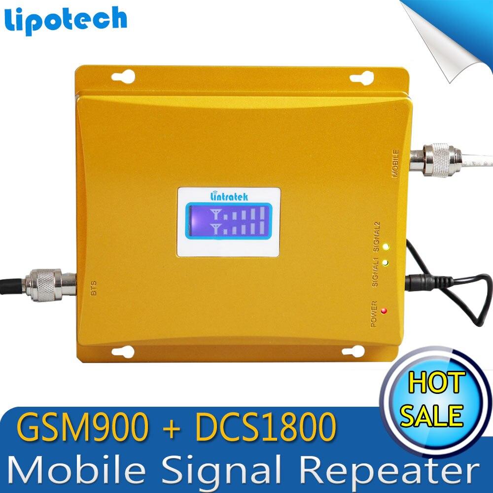 LTE 4G Last 1800MHz