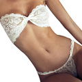 Women Lace Bralette Underwear Summer Bra Brief Sets Sexy Bra+ Brief Sets Solid Underwear Free Shipping 63