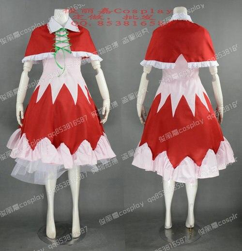 Hunter X Hunter Bisuke Cosplay Costume Halloween Party Dress