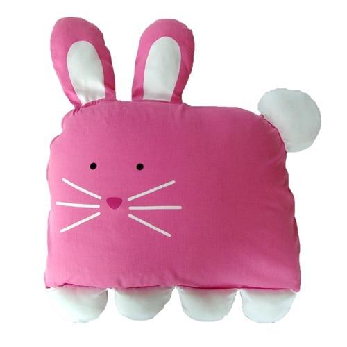 8 дизайнов, детский чехол для подушки, детский чехол для подушки/наволочка/детский чехол для подушки/наволочка в форме животного, чехол s - Цвет: RABBIT