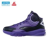 PEAK SPORT Hurricane III Men Basketball Shoes Breathable Comfortable Sneaker FOOTHOLD Cushion 3 Tech Athletic Training Boots