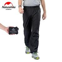 Naturehike hiking pants summer riding hiking mountaineering camping outdoor travel pants thin skin pants waterproof trousers