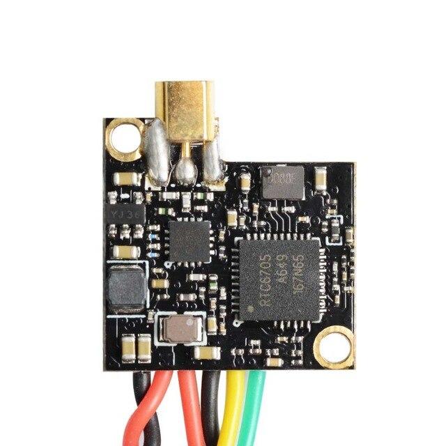 AKK Oscar's Backpack VTX 25mW/200mW OSD Configuration Support Smart Audio FPV Transmitter