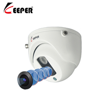 Keeper surveillance camera ahd Overall metal appearance security Closed System CCTV Wired 2.0MP 1080P outside hd with monitor 3