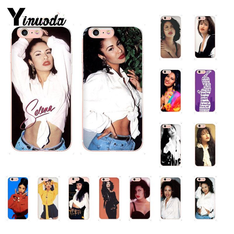 Adroit Yinuoda Selena Quintanilla Novelty Fundas Phone Case For Iphone 8 7 6 6s Plus X Xs Max 5 5s Se Xr 10 Cover Be Shrewd In Money Matters Phone Bags & Cases Half-wrapped Case