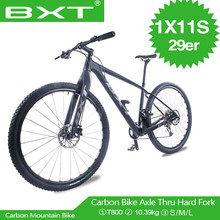 BXT 29inch New mountain bike 11 speed MTB bicycle double disc brake bike New mountain bicycle Suitable for adults Free shipping(China)