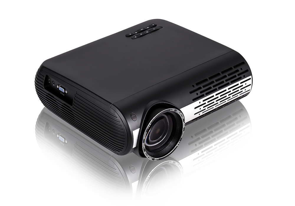 Vivicine M2 HD Home Projector (2)