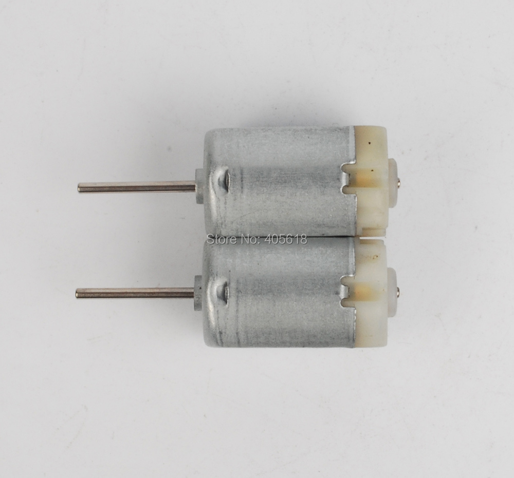 15 pcs 8-16V DC 280 electric motor dc motor  ASLONG FC-280SC-20150 12V 11800RPM