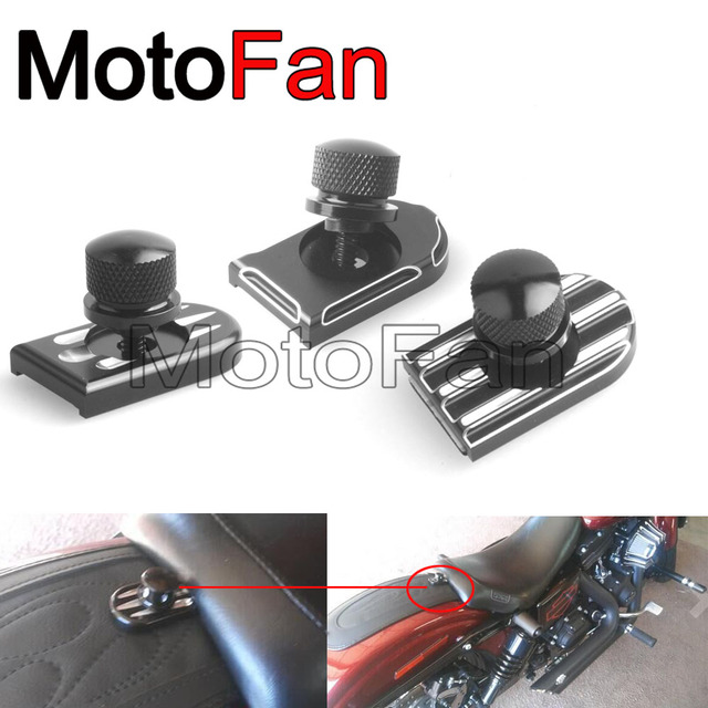 US $7 19 10% OFF|Motorcycle Aluminum Fender Rear Seat Bolt Knob Cover Nut  Replacement for Harley Davidson Touring Sportster Softail Dyna CVO-in  Covers