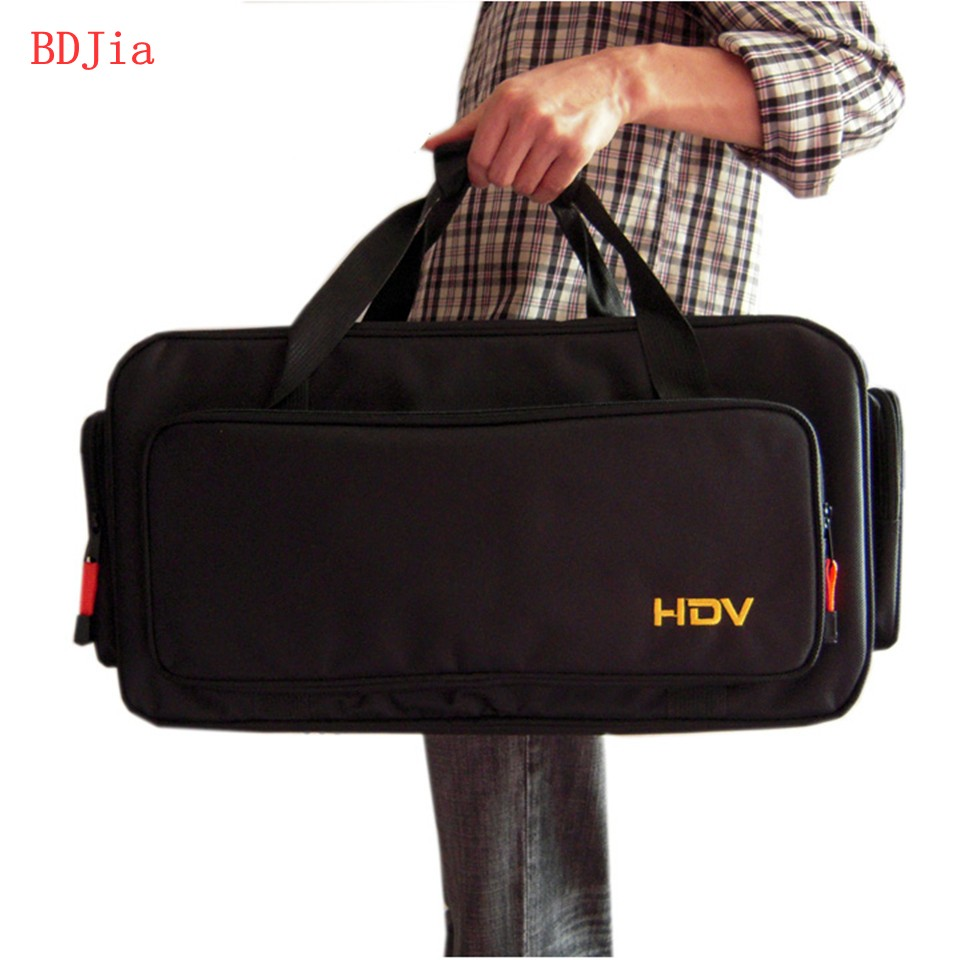 Professional HDV Video Camera Camcorder DV Bag for Sony 198P 190P 150P VX2200E VX2100E VX2000E FX1000E FX1E Z7C Z5C Z1C EX1 etc 3pairs lot ek20 ef20 end supports for ball screw guide fixed side ek20 and floated side ef20