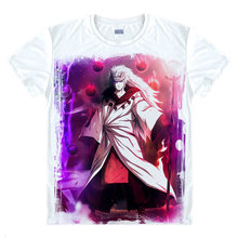 NARUTO Hokage T-Shirt Naruto Uzumaki t-shirts fashionable t shirts Anime Cosplay kawaii t-shirt