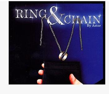 2016 Ring & Chain by Astor Magic-Magic tricks image