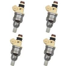 4 pçs/lote inejctor Injetores De Combustível bico MD111421 MD141263 INP 051 INP051 B210H para MITSUBISHI Montero Eclipse Galant