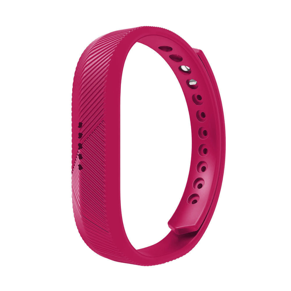 Hot 2017 New Fashion Superior Soft Silicone Watch band Wrist strap For Fitbit Flex 2 Smart Watch Replacement Levert Dropship 522