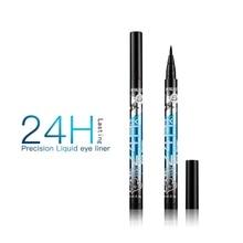 Women Waterproof Black Liquid Eyeliner Pen Make Up Beauty Black Eye Liner Pencil Cosmetics Hot Sale