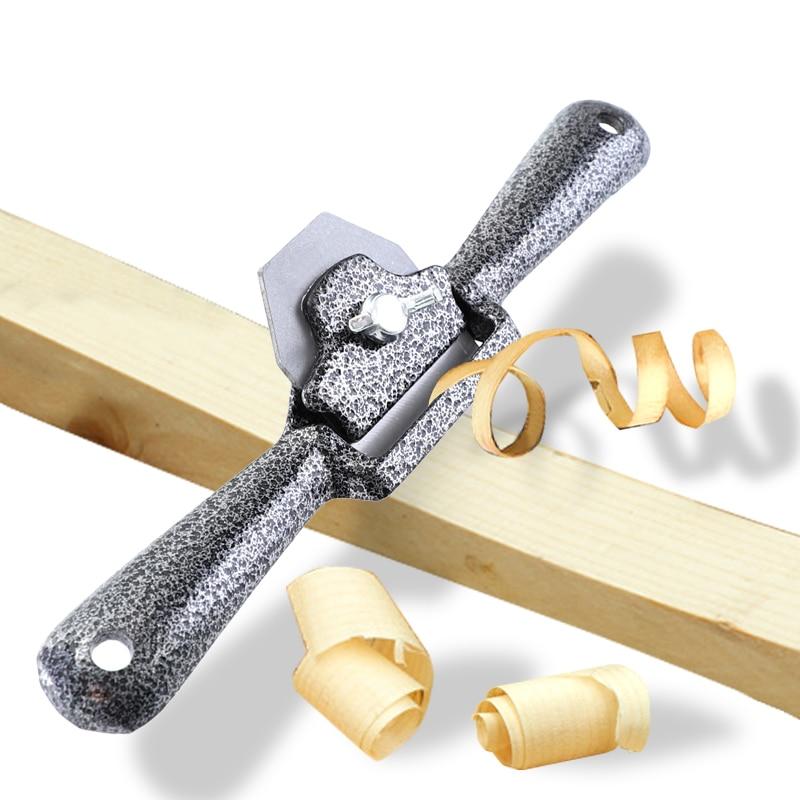 Werkzeuge FleißIg Holz Hobel 9 /210mm Hand Flugzeug Mit 45mm Einstellbare Cutter Für Carpenter Holz Hand Werkzeuge