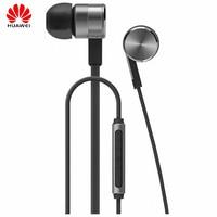 Original Huawei Honor AM13 Engine 2 Earphone Stereo Piston In Ear Earbud MIC Volum Control For