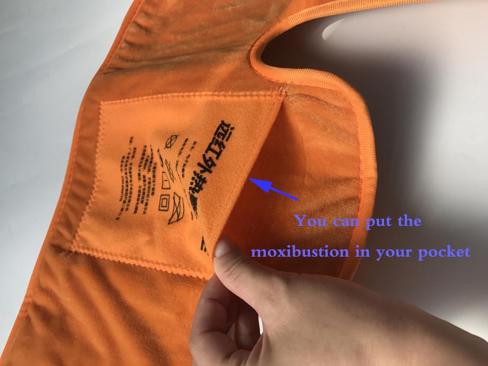 Electric Moxibustion shawl (2)