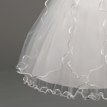 Pure White Evening Dress