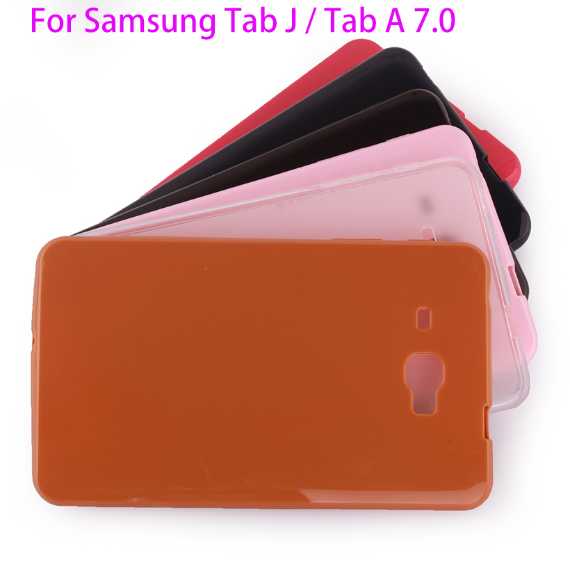 Soft TPU Case For Samsung Galaxy Tab A A6 7.0 inch T280 T285 SM-T285 2016 Tablet Case Cover Funda SM-T280 Silicone Shell Capa аксессуар чехол it baggage for samsung galaxy tab a 7 sm t285 sm t280 иск кожа red itssgta70 3