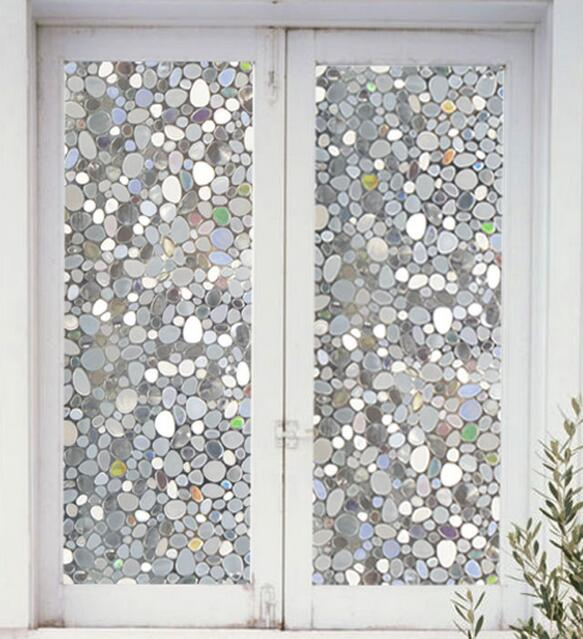 best privacy window film lowes aliexpresscom best quality static ilet bedroom sittingroom kitchen stickers prcling window films used for tootect privacy stone in decorative films from home garden
