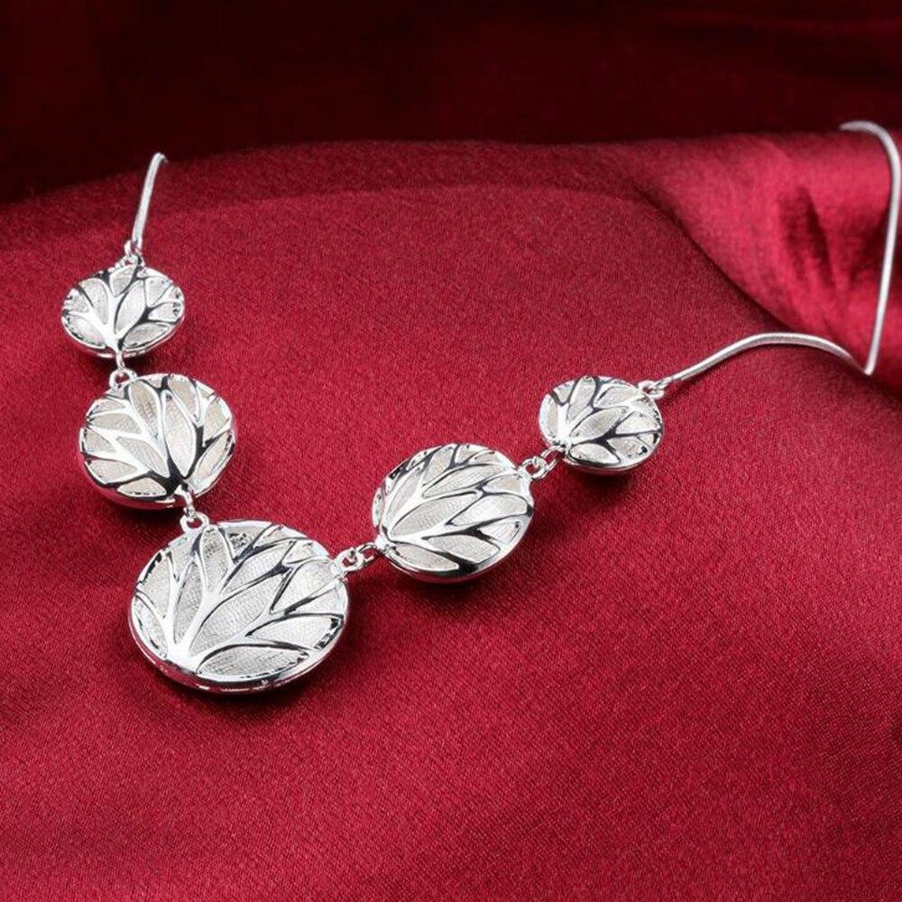 925 զարդերի արծաթագույն գույնի - Նուրբ զարդեր - Լուսանկար 3