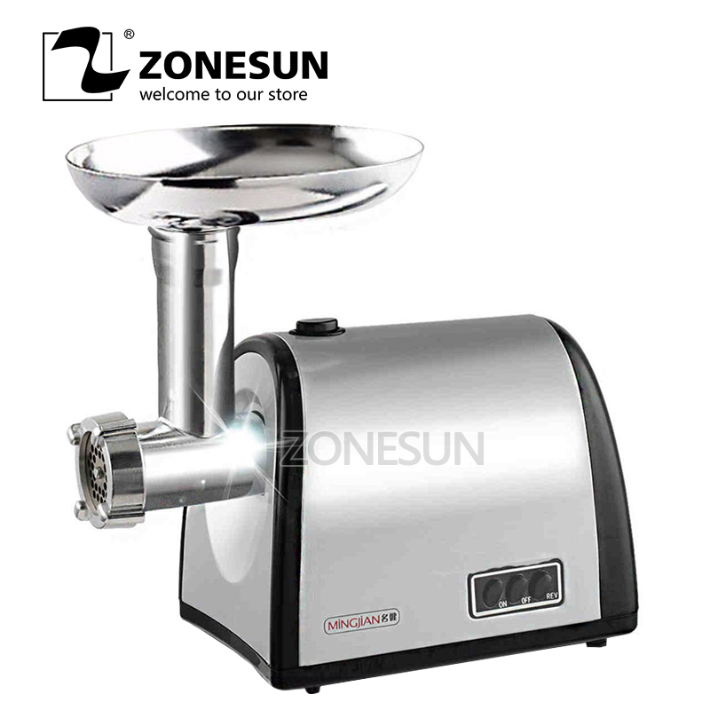 ZONESUN Vertical Type Manual Sausage Stuffer Stainless Steel Sausage Stuffer Meat Filler Sausage Making Machine Sausage Filler stainless steel vertical commercial horizontal sausage stuffer filler machine manual 3l enema machine sausage filler