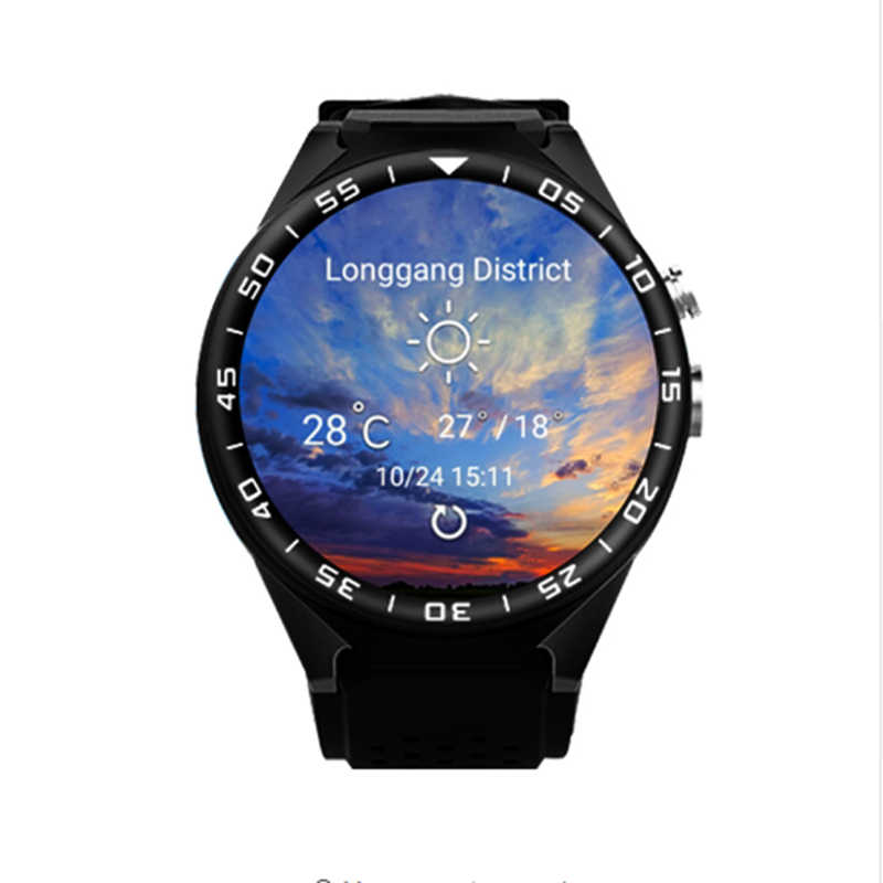 AOSMAN Bluetooth Смарт часы S99C с 2 Гб ОЗУ 16 Гб ПЗУ камера сим-карта 3g wifi gps Smartwatch для Android 5,0 IOS Телефон PK KW88