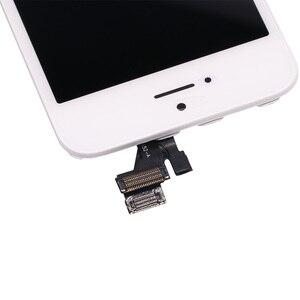 Image 3 - Pantalla LCD para iPhone 6, 7, 8 plus, X, digitalizador de pantalla táctil para iPhone 6S, 5 5S, SE, repuesto de montaje, calidad AAA ++