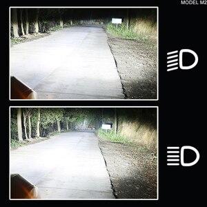 Image 5 - BraveWAY רכב אורות H4 LED H7 16000LM H1 H3 H8 H11 LED Atuo מנורה לרכב פנס נורות HB3 HB4 9005 9006 טורבו LED נורות 12V לדים לרכב