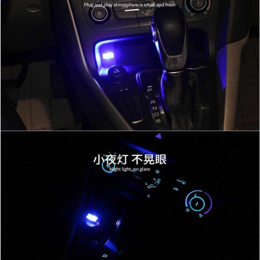 Voiture lumière décorative Mini atmosphère pour hyundai veloster mini cooper r56 volvo s80 honda vfr 800 bmw m performance citroën