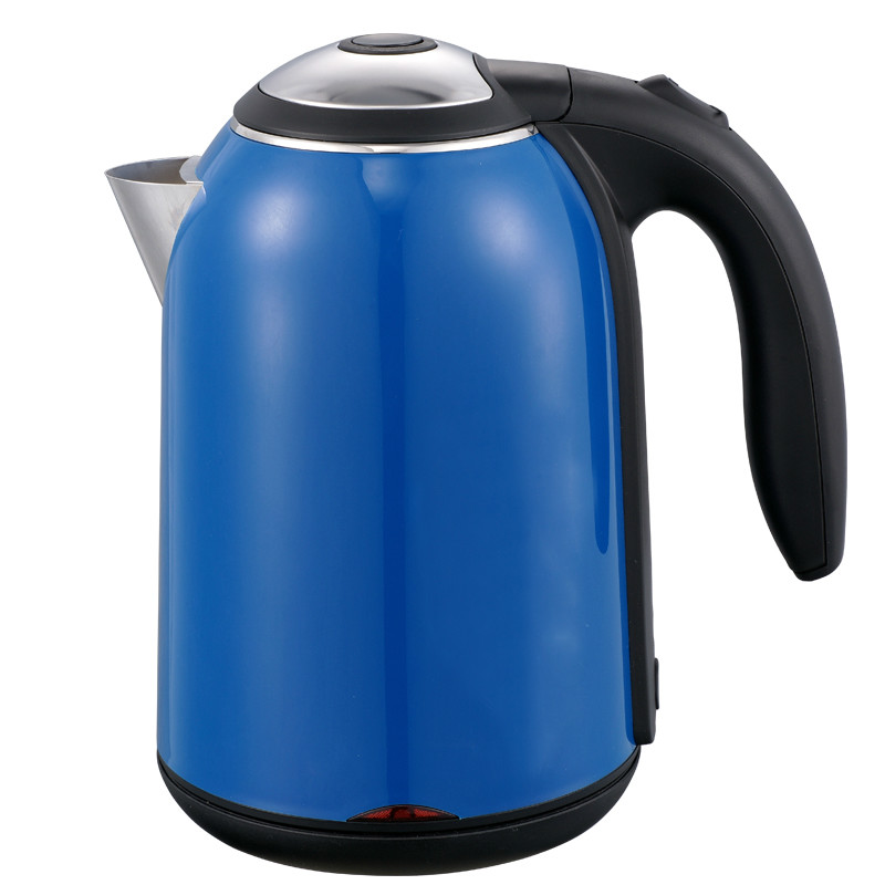 Double-layer anti-perm 304 food grade stainless steel electric kettle for household use  цена