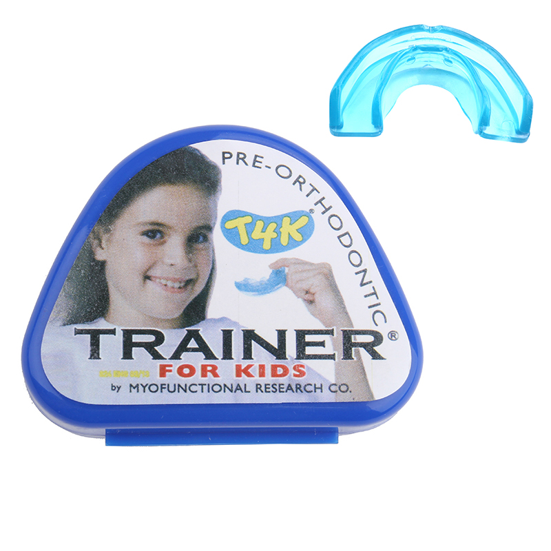 1 PCS T4k Trainer Gigi Gigi Orthodontik Appliance Trainer Alignment Penyokong Mulut Gigi Gigi / Alignment Penjagaan Gigi