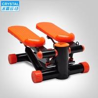 Кристалл шагового мини многофункциональный шаг тела строительные потери веса многофункциональный фитнес оборудование