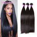 Star Style Hair 100% Cheap Brazilian Virgin Hair Straight Weave 8A Grade 3 Bundles Lot Unprocessed Brazilian Human Hair Weaving
