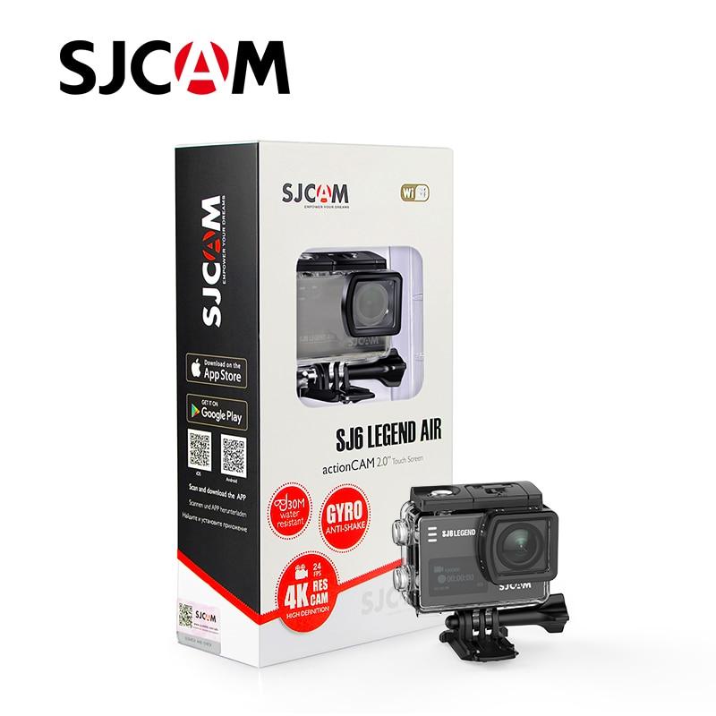 SJCAM SJ6 Legend Novatek96660 Gyro 4K Ultra HD Fəaliyyət Kamera - Kamera və foto - Fotoqrafiya 5