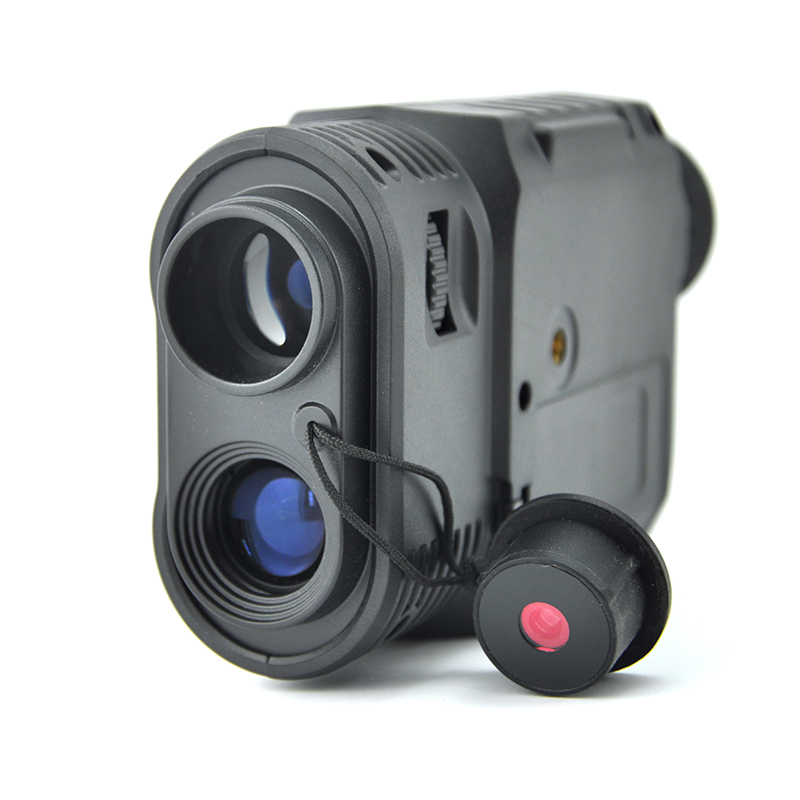 Visionking 3.5~9X21 Binocular Laser Night Vision Scope Infrared Tactical Transmitter LED Observation Telescope For Hunting