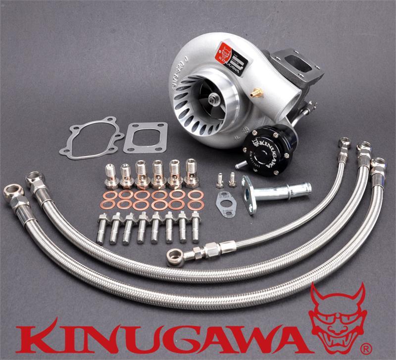 Kinugawa STS Turbocharger TD06SL2 60 1 8cm for Nissan SR20DET S14 S15