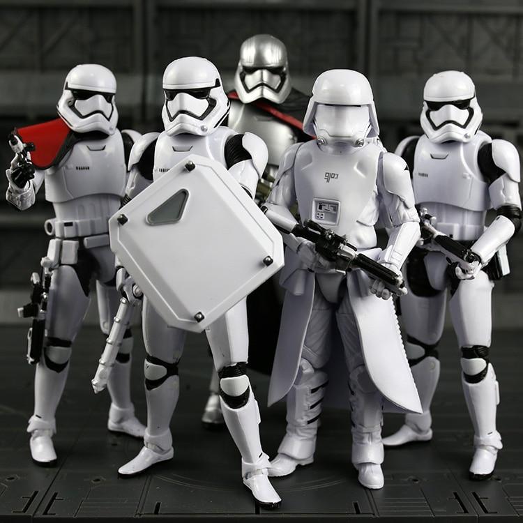 Star Wars Black Series 6-Inch Action Figures CAPTAIN PHASMA
