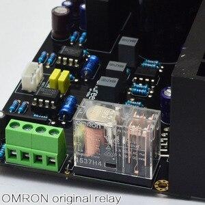 Image 4 - CIRMECH LM3886 Stereo di alta amplificatore di potenza bordo di OP07 DC servo 5534 indipendente amplificatore operazionale Shen Jin PCB KIT