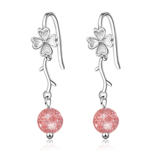 Everoyal 925 Silver Drop Earrings Ladies Accessories Women Jewelry Hot Sale Jewellery Girls Gifts Bijou Top Quality Trendy Style