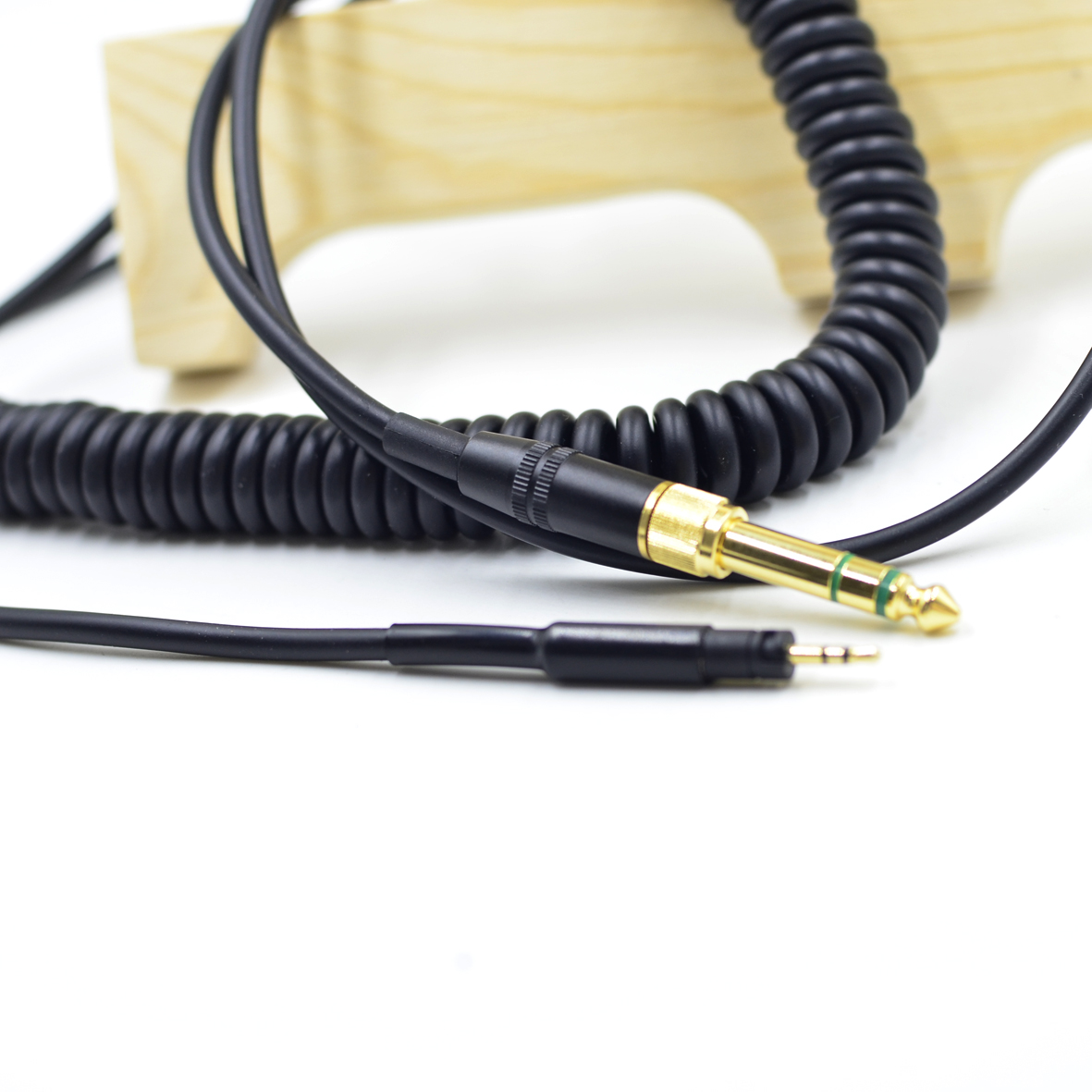 Replacement Coiled DJ Cable Wire line cord For Sennheiser Momentum ...