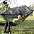 Скандинавский стиль гамак ультра-большой парашют гамак открытый москитная сетка гамак
