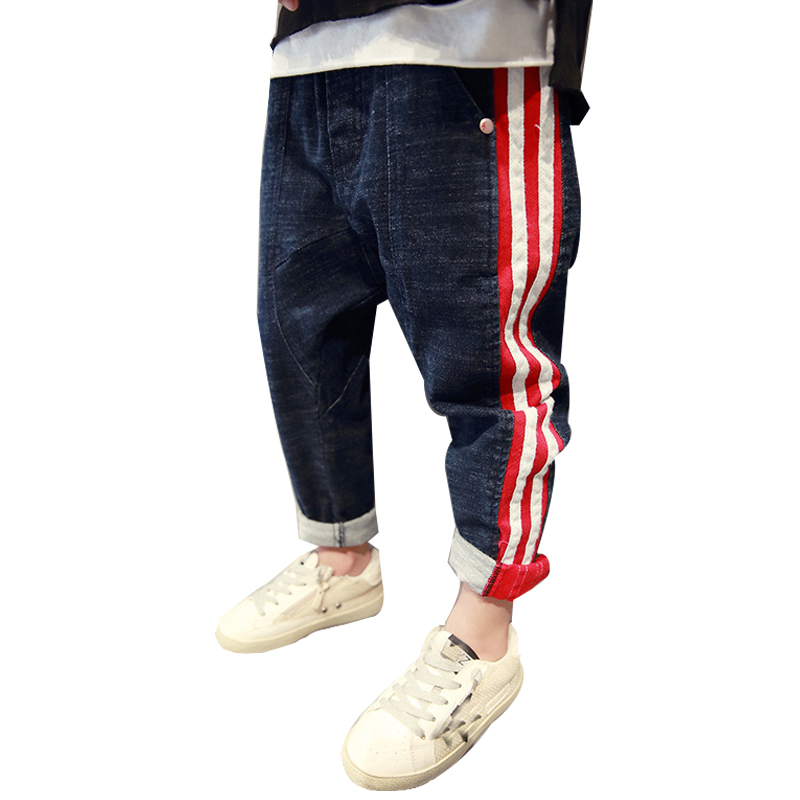New Teenagers Boys Jeans Casual Straight Kids Solid cotton Jeans Autumn Winter Baby Boy Jeans For 4-12 Years Children Clothing джинсы southern cotton jeans southern cotton jeans mp002xw1ahxe