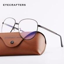 Moda Marca Retro Designer Mulheres Armações de óculos Dos Homens Óculos de Lente  Clara Vidros Ópticos Vintage Frame Grande de Gr.. 59ed9cd2d6