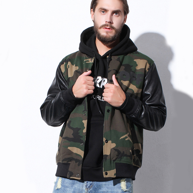 New fashion camouflage jacket outside casual coat men military style jacket men cotton men jackets